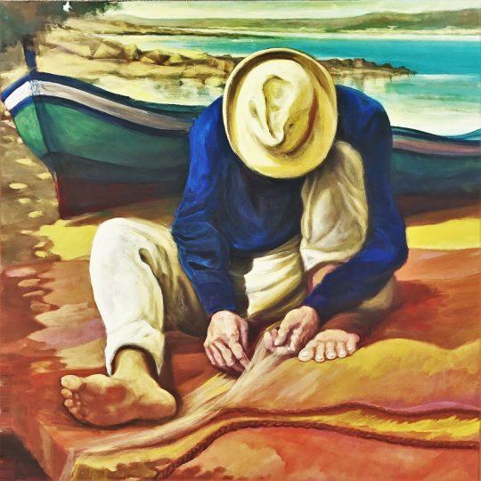 Arte, a Taormina l'importante mostra del maestro Lorenzo Chinnici