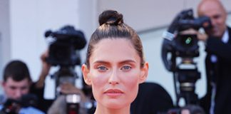 Bianca Balti in Ovs debutta sul red carpet a Venezia