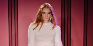 Brandon Maxwell Spring 2018 Ready-to-Wear Collection fashionpress.it