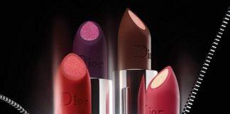 Double Rouge, il primo rossetto mat metalizzato firmato Dior