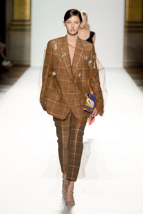 Dries Van Noten SS18 fashionpress.it