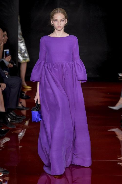 Rochas e gli orientalismi couture fashionpress.it