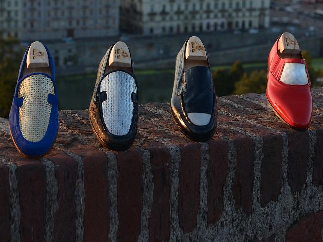 """Antonio Vietri, il """"Calzolaio d'Oro"""", presenta e lancia il 1° Piedmont Design Contest - State Comodi."""