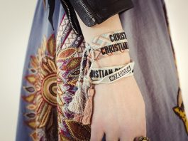 Dior Cruise 2018 - bracciali J'Adior in cotone
