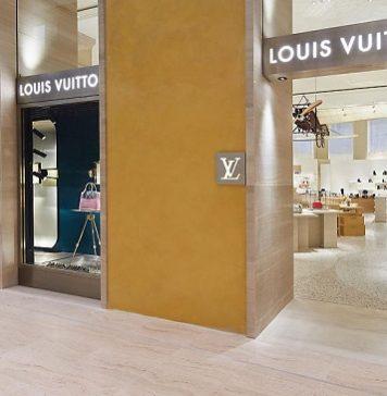 Louis Vuitton apre all'interno della Rinascente di Via del Tritone