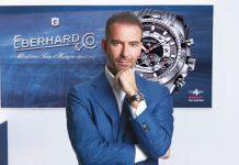 Mario Peserico - DG Eberhard & Co.