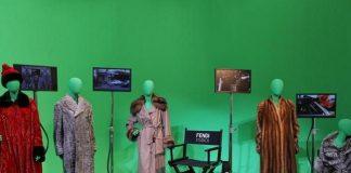Mostra Fendi Studios, omaggio al cinema