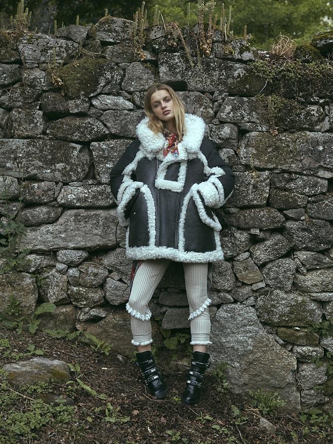 New photos by Tomás de la Fuente for fashionpress.it
