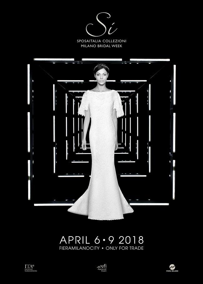 Sì Sposaitalia Collezioni 2018 fashionpress.it