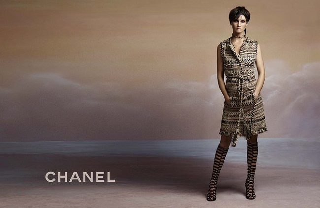 chanel cruise 2017-18-campaign marine vacth-by karl lagerfeld