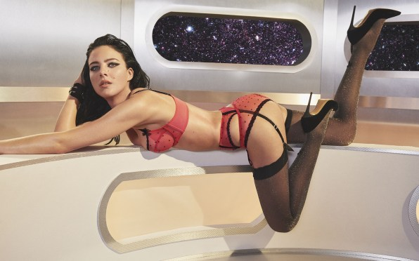 Agent Provocateur A Very Sexy Christmas Campaign