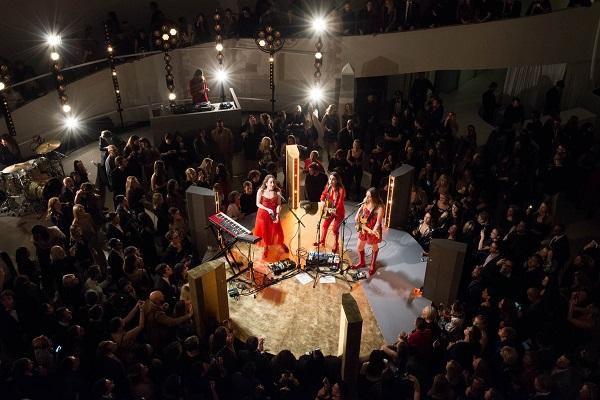 IlPreparty del Gala Internazionale del Guggenheim ©Daniel Salemi