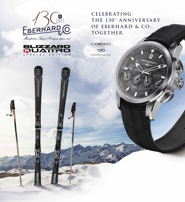 Eberhard & Co. e Blizzard