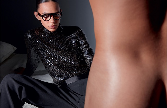 Introducing the TOM FORD AutumnWinter 2017 Campaign. Photographed by Mario Sorrenti