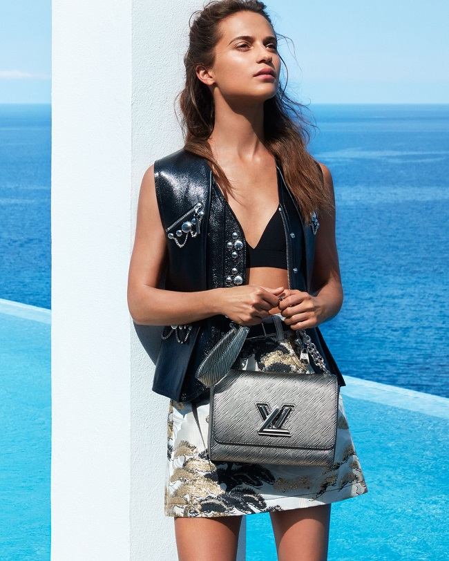 Louis Vuitton Campagna Cruise 2018