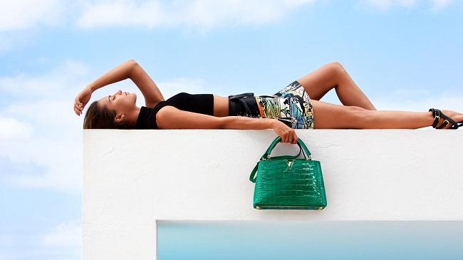 Louis Vuitton Campagna Cruise
