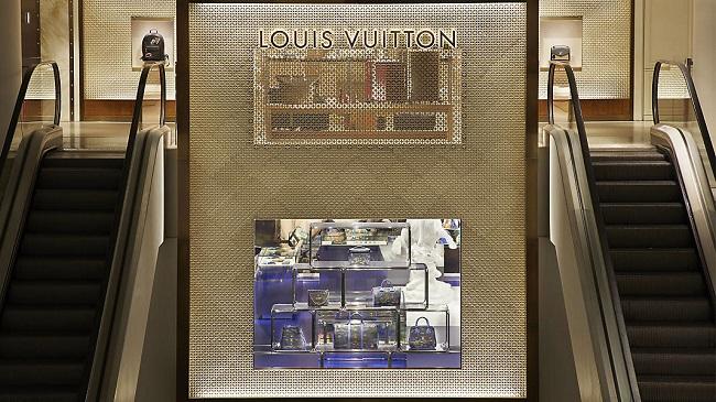 Louis Vuitton. Nuovo Concept per il Pop-Up Store a la Rinascente Milano Piazza Duomo