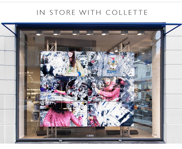Mary Katrantzou X Disney X colette