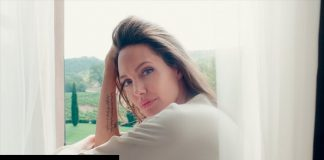 Mon Guerlain - Angelina Jolie in 'Notes of a Woman'