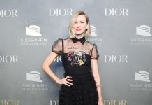 Stars in Dior al Guggenheim International Gala 2017