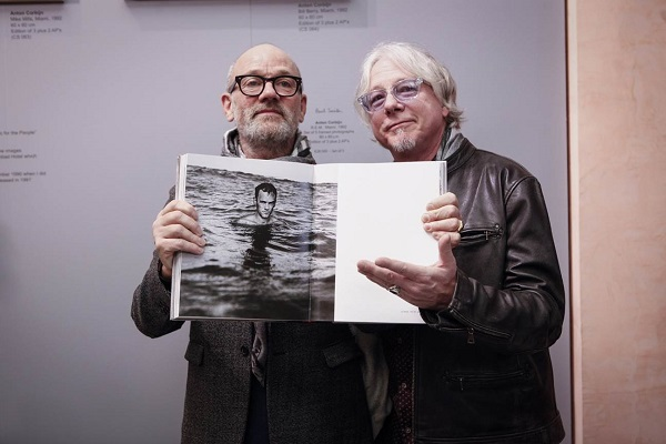 Paul Smith & R.E.M collaborano per il 25° anniversario di 'Automatic for the People'