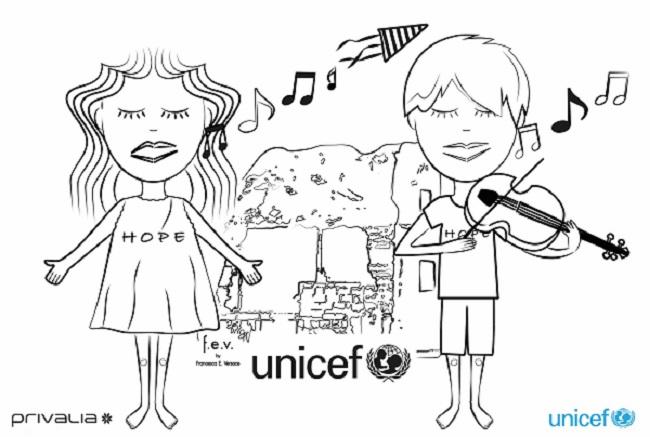 Privalia per UNICEF in occasione della Giornata Internazionale dei diritti dell'infanzia
