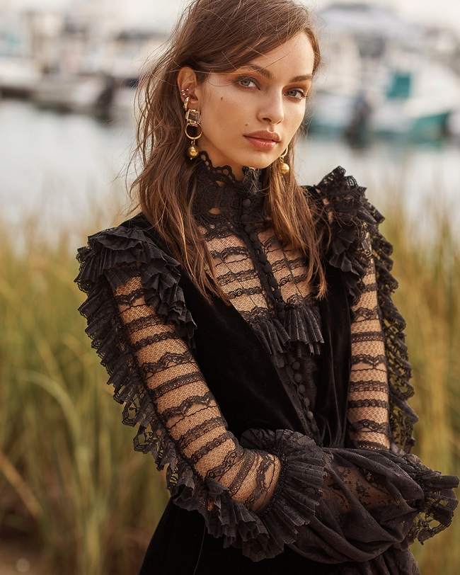 Shopbop Autumn Winter 2017 Luma Grothe by Bridget Fleming fashionpress.it