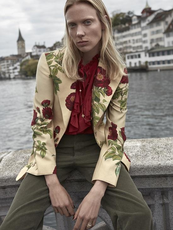 Tomás de la Fuente for TELVA MAGAZINE with ANNELY BOUMA for fashionpress