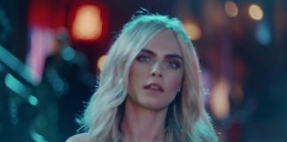 Shimmer in the Dark: Jimmy Choo Cruise 2018 Featuring Cara Delevingne