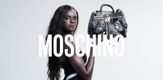 Moschino B-Pocket bag Fall Winter 2017