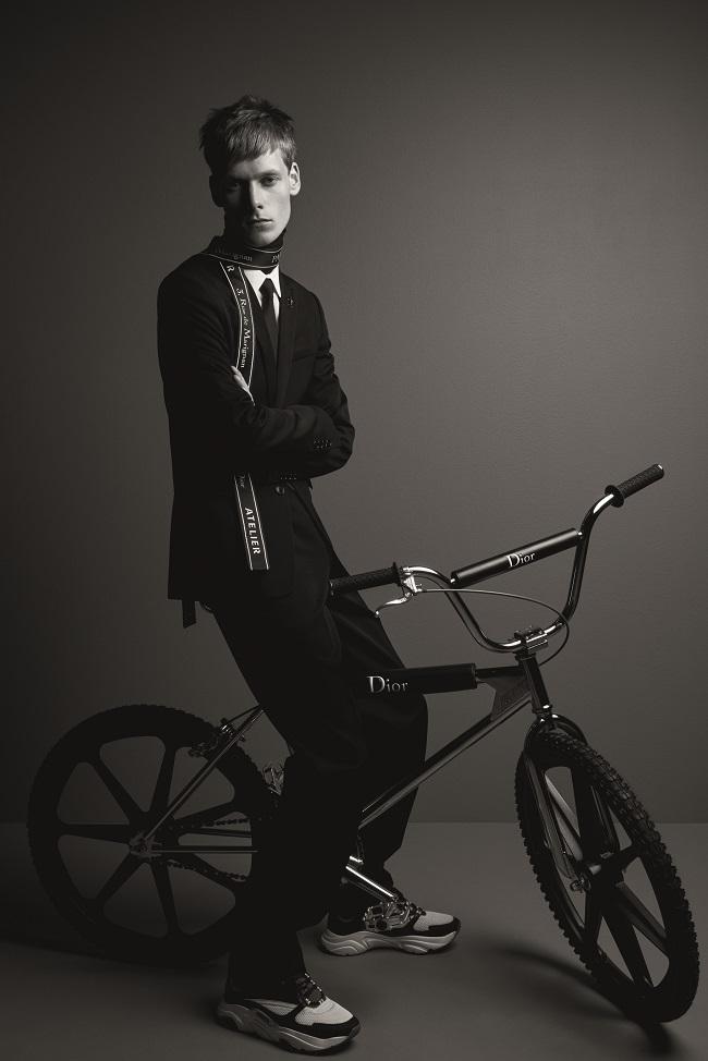 Dior Homme X Bogarde Limited Edition BMX Bike