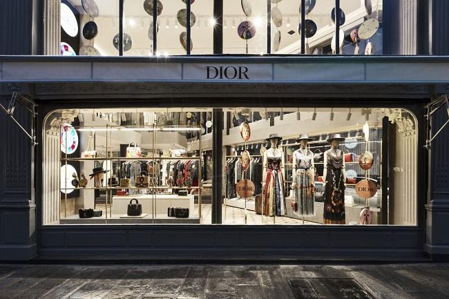 Dior. Il Pop-Up Store Tarot di Rue Saint Honoré