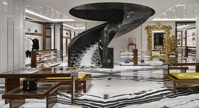 Dolce &Gabbana, la boutique di Old Bond Street a Londra