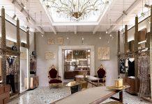 Dolce&Gabbana, la nuova boutique di Via Condotti a Roma