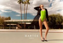 Hartès Venezia Lookbook by Ryan Jerome