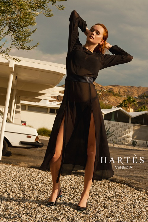 Hartès Venezia Lookbook by Ryan Jerome fashionpress