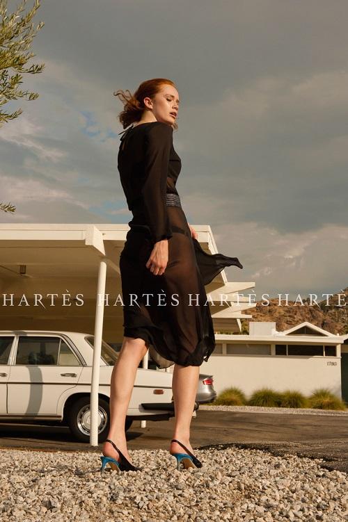 Hartès Venezia Lookbook byRyan Jerome fashionpress