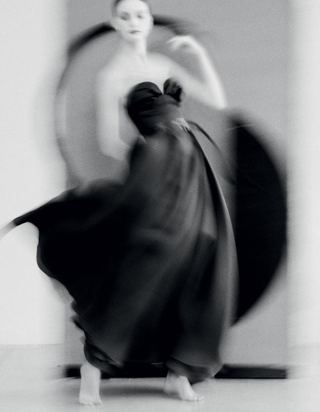 Il Viaggio Astratto diSarah Moon per Dior