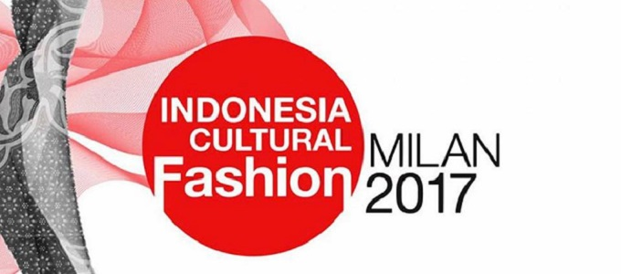 Indonesia Cultural Fashion - Milano 2017