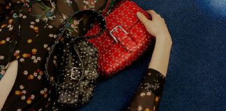 La Puzzle Bag di RED Valentino