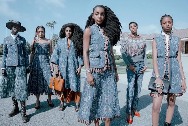 La fotografa sudafricana Kristin-Lee Moolman per Dior Cruise 2018