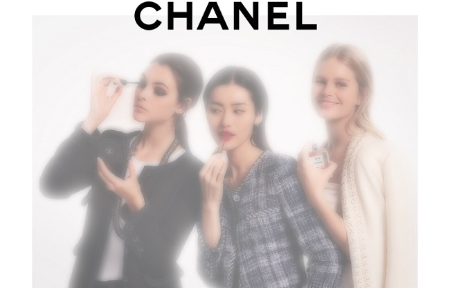 La nuova chanel fragrance beauty boutique di milano for Chanel milano boutique