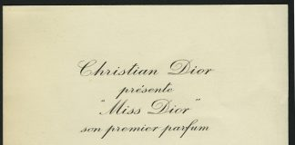 Miss Dior, la fragranza iconica voluta da Christian Dior compie 70 anni