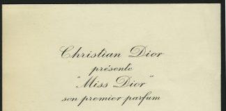 Miss Dior, la fragranza iconica voluta da Christian Dior compie 70 anni