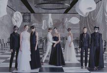 Couture Surrealista chez Dior