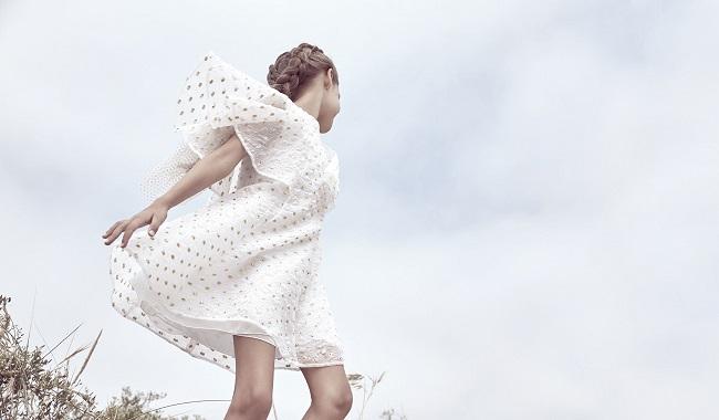 La collezione Baby Dior primavera estate 2018