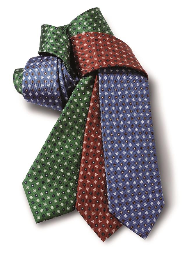 Bigi Cravatte Milano,alta artigianalità presentata aPitti Uomo