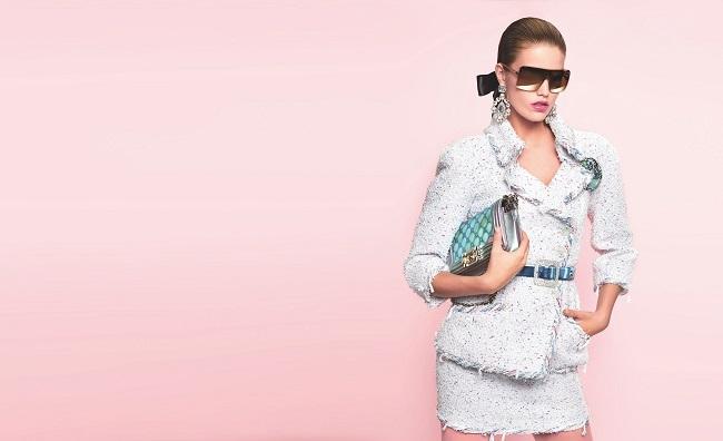 LunaBijl e GraceElizabeth sono i volti della campagna SS18 di Chanel