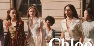 Chloé Adv SS18: Natacha Ramsay Levinel suo debutto alla maison parigina