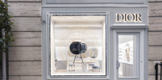 Dior opens an eyewear boutique